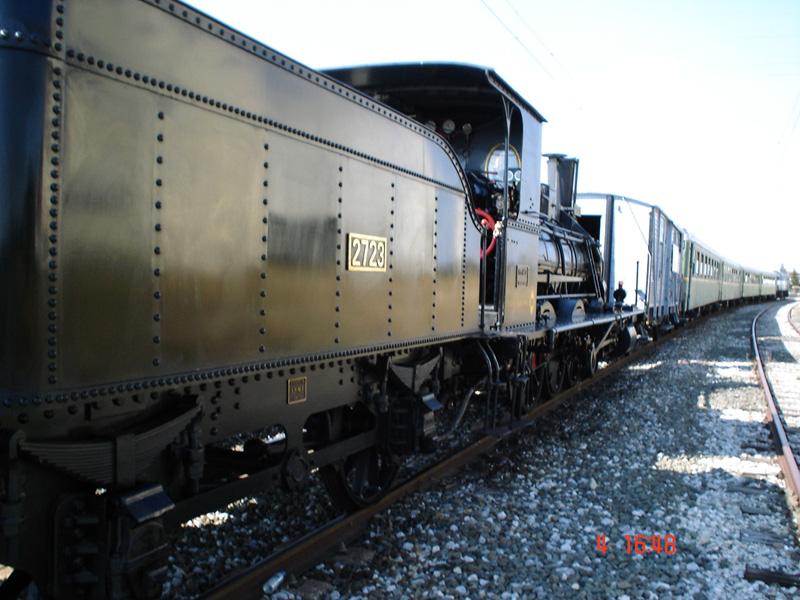 Viaje a Palencia para disfrutar con el Tren del Románico