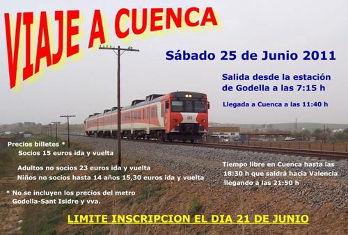Viaje a Cuenca