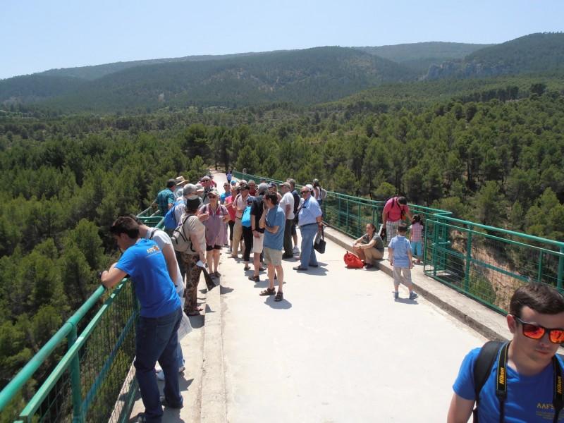 Excursión por la Vía Verde Alcoi-Agost