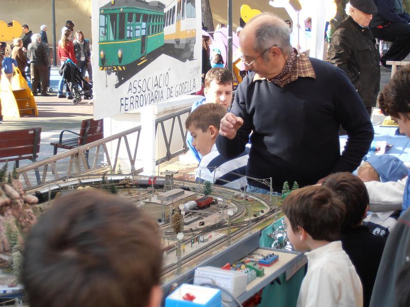 Resumen de la Exhibición de Modelismo Ferroviario del 14 de Diciembre 2013