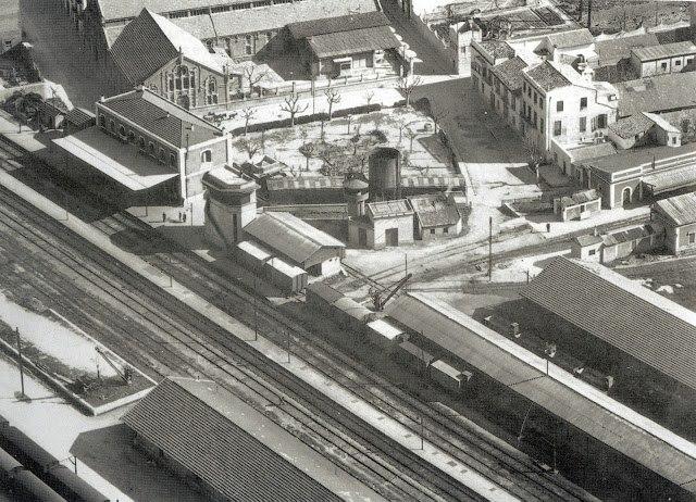 150 años del tram-way' de Carcaixent