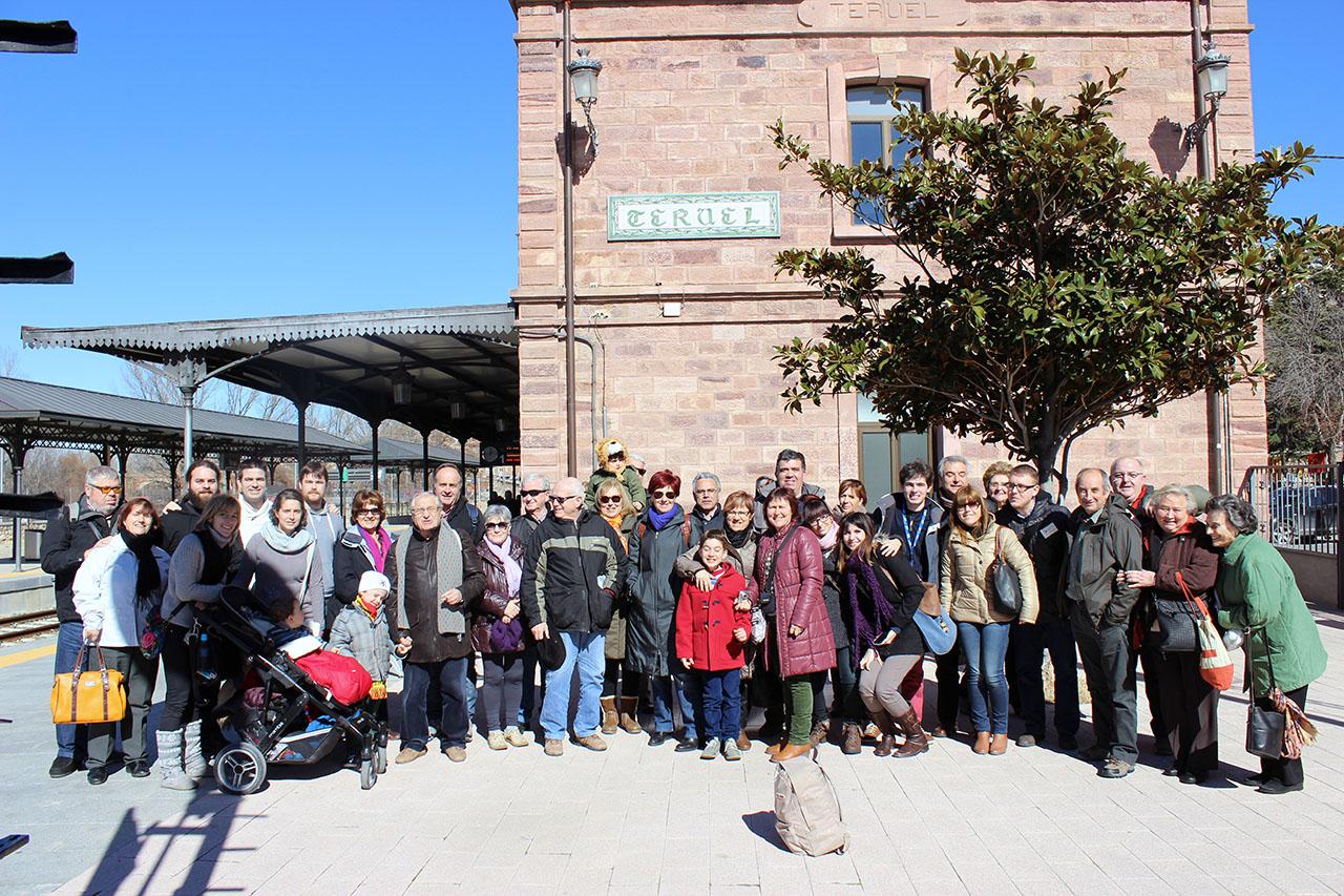 Crónica viaje visita fiesta de los Amantes de Teruel