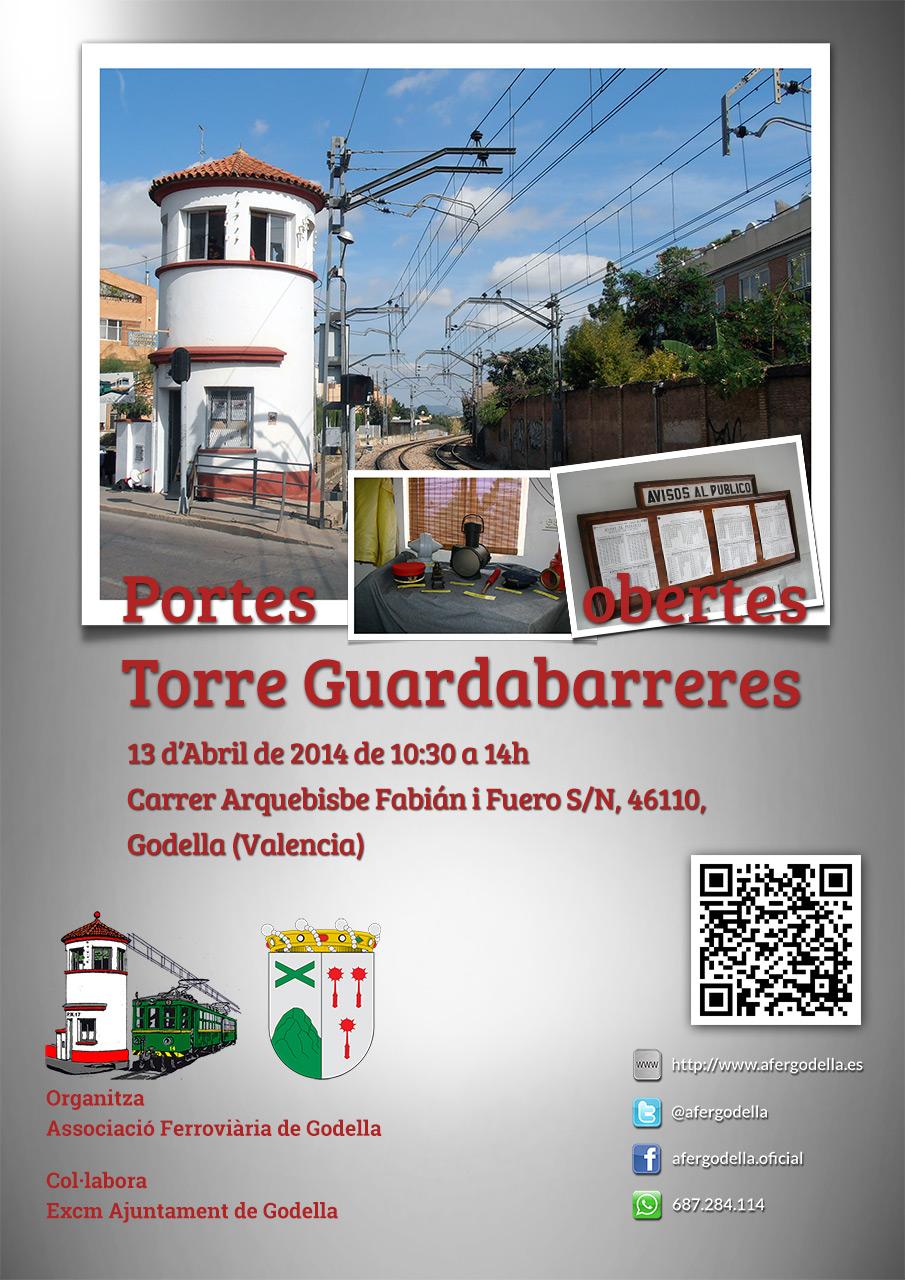 Puertas Abiertas Torre Guardabarreras