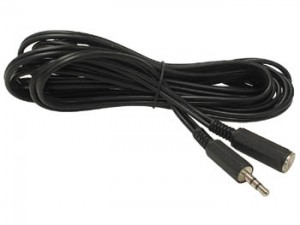 Cable alargador de audio, de jack 3.5mm macho a jack de 3.5mm hembra