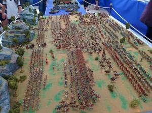 Exposición de la Asociación de Miniaturismo Histórico Falcata de Villar del Arzobispo