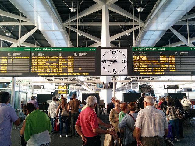 Estación de AVE València-Joaquín Sorolla