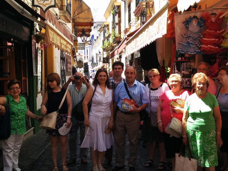 Paseando por el centro de Córdoba