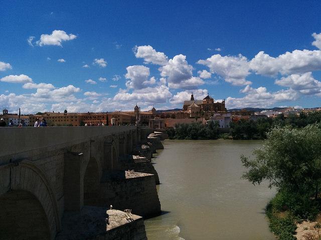 Vista del Centro de Córdoba desde la Torre de la Calahorra