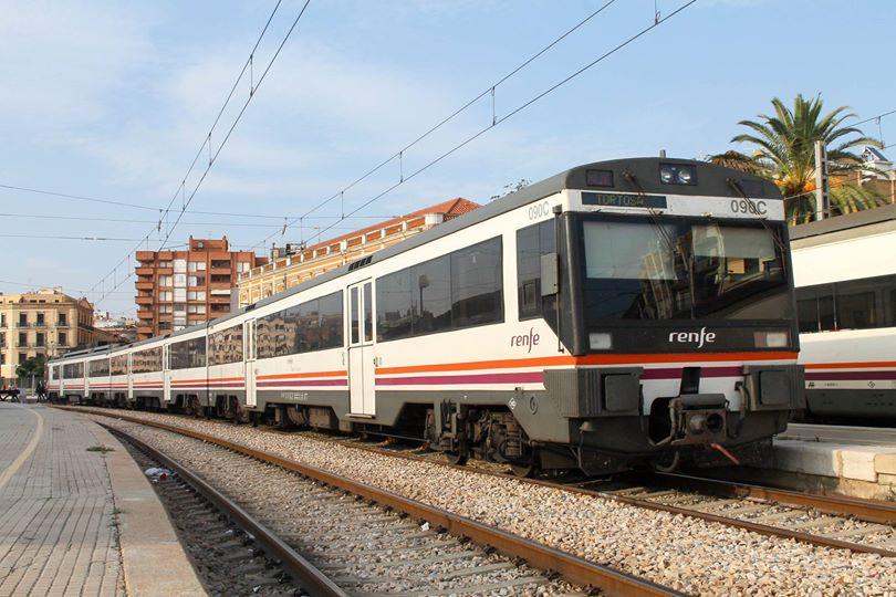 UT 470, Regional Express  Tortosa->València Estació del Nord