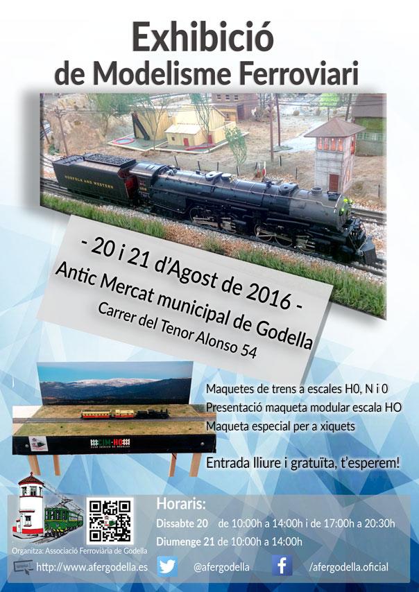 Exhibición de Modelismo Ferroviario y Maqueta Modular escala H0