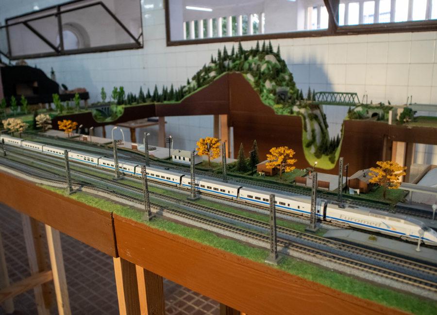 Tren del mes – Agosto de 2021
