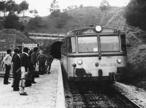 El ferrocarril XÀTIVA -ALCOI un vestigio a proteger