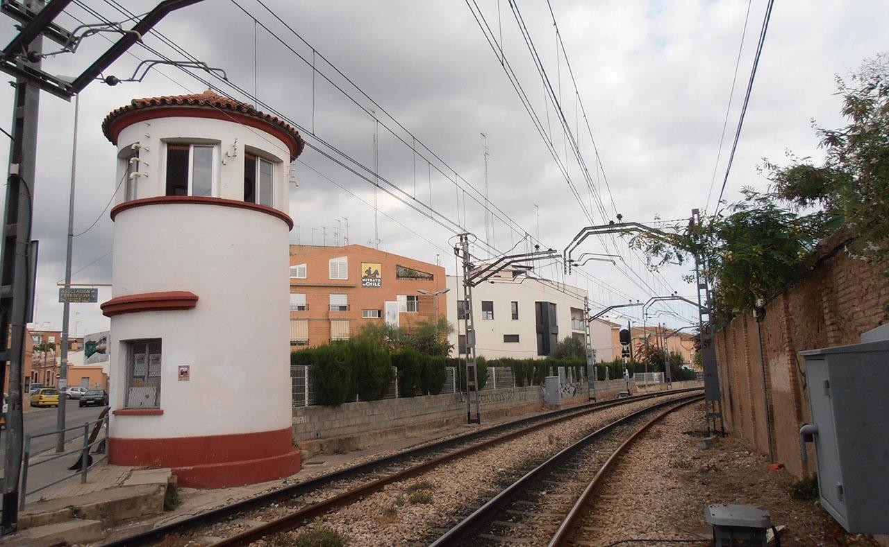 Puertas abiertas Torre-Guardabarreras  Abril 2014