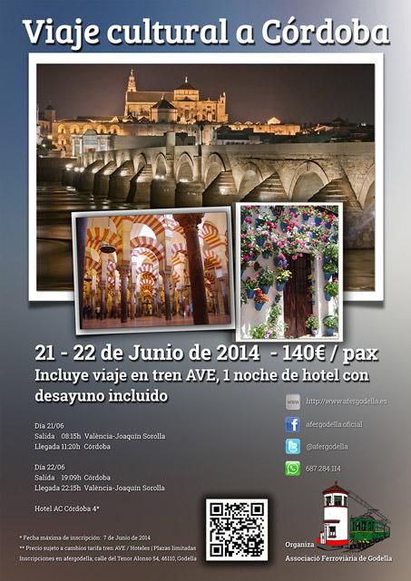 [COMPLETO] – Viaje cultural-ferroviario a Córdoba