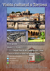 Viaje Cultural a Tortosa 4 de Octubre de 2014