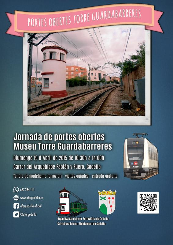 Puertas Abiertas Torre Guardabarreras Abril 2015
